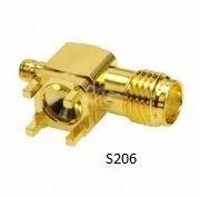 SMA  Crimp Type S206