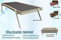 Strechavble Folding Bed