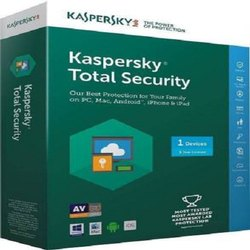 Kaspersky Total 1pc 1 Year Software, For Windows