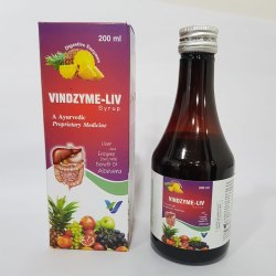 Ayurvedic Enzyme Liver Syrup