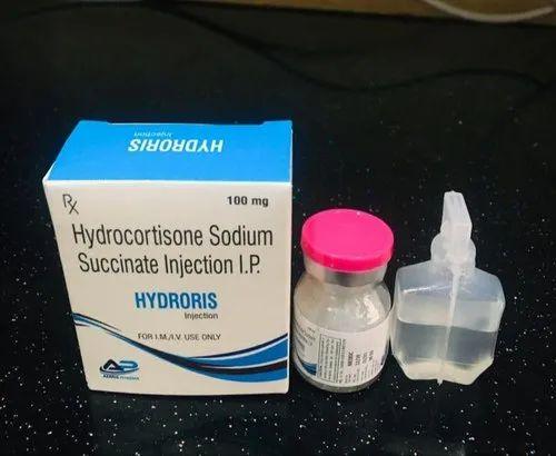Hydroris Injection-Hydrocortisone Sodium Succinate Injection IP