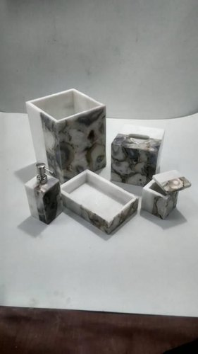 Agate Bathroom Set