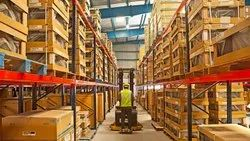 Industrial Warehouses With Handling Facility, Type Of Storage House: Individual, 44000