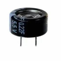 0.22F/5.5V Capacitor