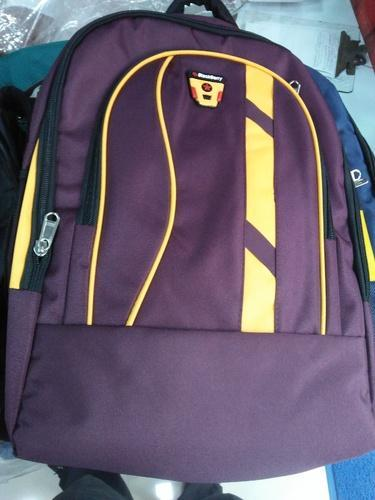 Rexine  Polyester School Bags With Name