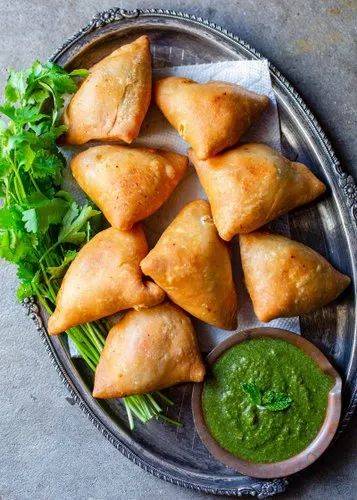 MINI SAMOSA, Packaging Size: 200GM