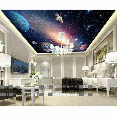 PVC 3D False Ceiling, Rs 50 /square feet, SK Decor | ID ...