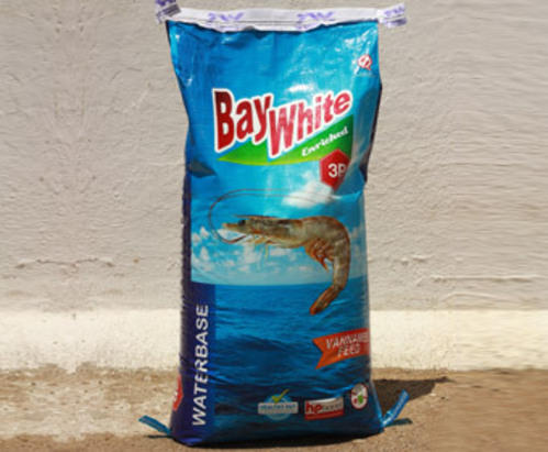 Bay White - Enriched Vannamei Shrimp Feed - The Waterbase Limited