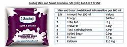 Saahaj Slim And Smart Milk