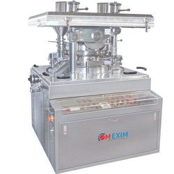 Exim-61 Salt Rotary Tablet Press Machine