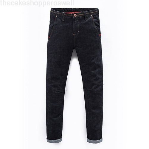 ccd84e74fcf Zyker Plain Men Black Straight Jeans