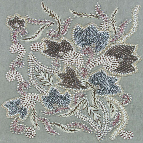 Beaded Embroidery Work Icon India Id 15987168730