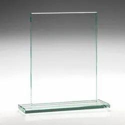 3.5mm Transparent Glass, Shape: Flat