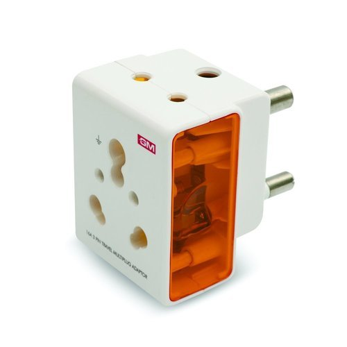 16A 3 Pin Multi Plug Adapter