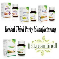 Herbal Third Party Manufacturing