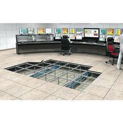 Steel Access Flooring, For Industrial Control Rooms