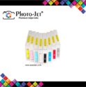 Photo-jet Y & K Refillable Cartridge For Epson Pro 9450