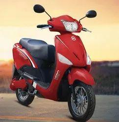 Hero Optima E5 Electric Scooty