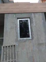 UPVC Fixed Door Window