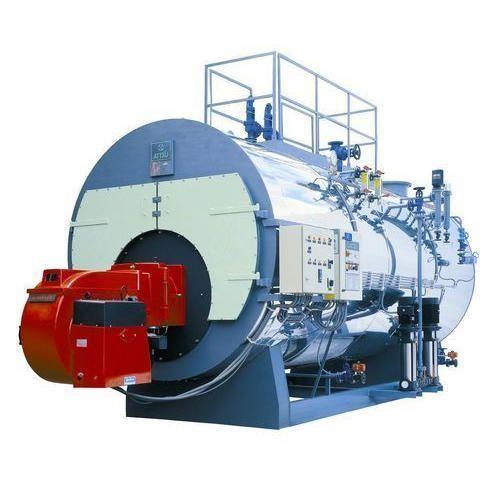 Radheshyam Engineering Works Stainless Steel Industrial Steam Boiler ...