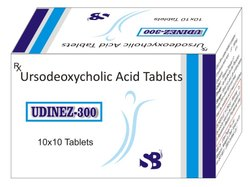 Ursodeoxycholic Acid 300mg Tab