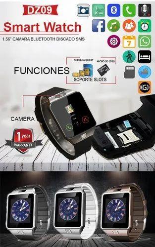 APG Men DZ09 Smart Watch