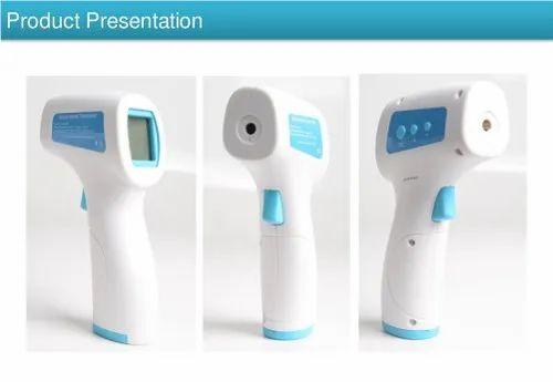 Termómetro infrarrojo Yhky 2000 pistola infrarroja digital sin contacto para medición de temperatura