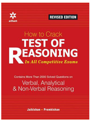 How To Crack Test Of Reasoning- Revised Edition Book