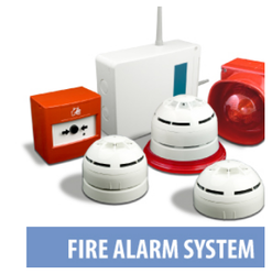 Conventional Fire Alarm System Kit