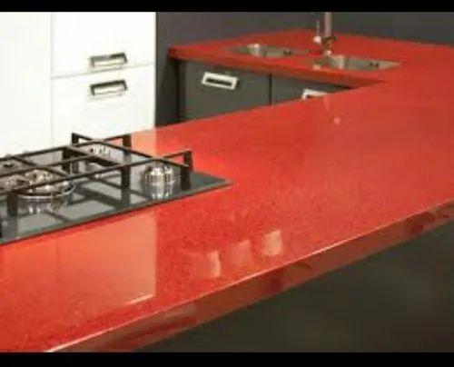 15 20 Mm Lakha Red Granite 18 Mm Rs 300 Square Feet Gunatit Marble Id 16376510255