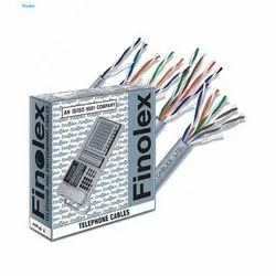 0.4X2P PE Insulated Telephone Cable