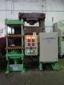 30 Ton Lab Curing Press