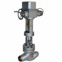 High Pressure Electric Control Valve
