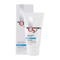 O3 Derma Fresh Cream SPF 40 for Moisturizing & Brightening Skin, 50g
