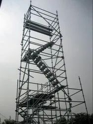 Staircase Tower