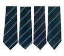 Black School Tie