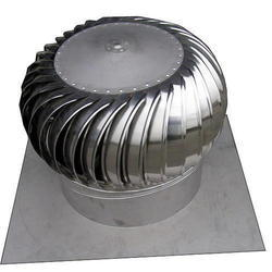 Wind Turbine Roof Ventilator