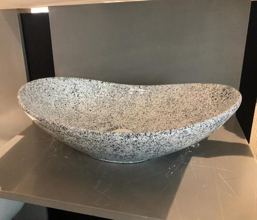 White Designer Vessel Basins Sanctum501 For Bathroom Rs 5300 Piece Id 21388911691