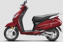 Activa 125 Scooter