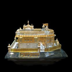 Big Temple Crystal Miniatures