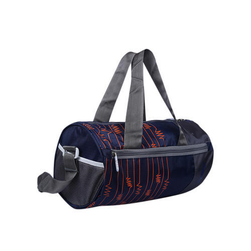 S-Series Polyester Navy Blue Duffle Bag cfa857f190278
