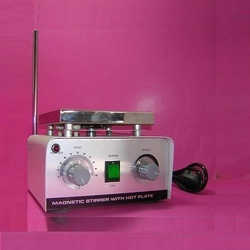 Stainless Steel Magnetic Stirrer Cum Hot Plate