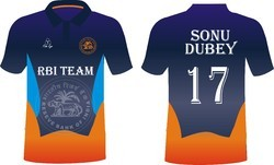 FISH EYE T-shirts & Vests and Shorts & Lowers Cricket Tournament Jersey