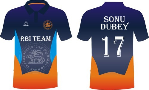 e737d412d94 Cricket T Shirt - Cricket Tournament Jersey Manufacturer from Delhi