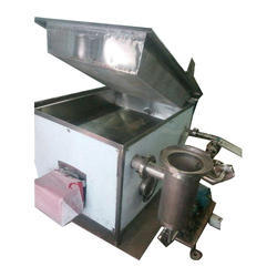 Banana Chips Fryer Machine