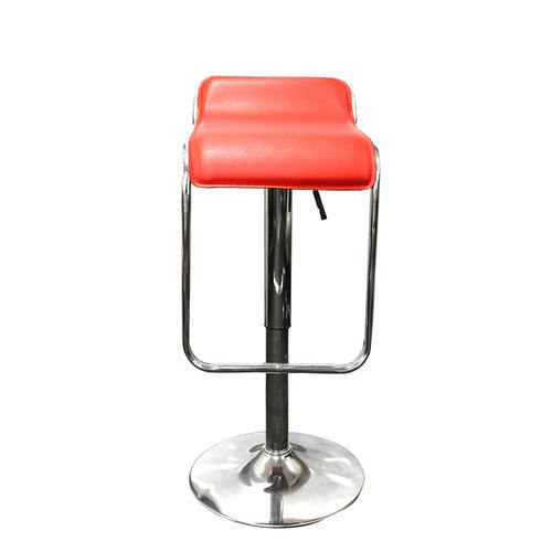 Astonishing Red Leather Bar Stool Alphanode Cool Chair Designs And Ideas Alphanodeonline