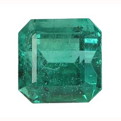 Genuine Zambian Emerald Gemstone