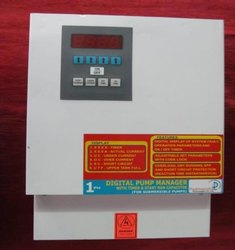 Padmansha Mild Steel Automatic Pump Controller, For Industrial, Residential