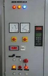 Three Phase Fiber And Steel Electrical MCB Control Panel