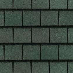Emerald Green Designer Shingles
